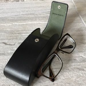 Accessories - OLIVER PEOPLE glasses